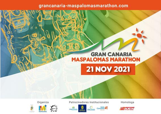 Gran canaria Maspomas Marathon